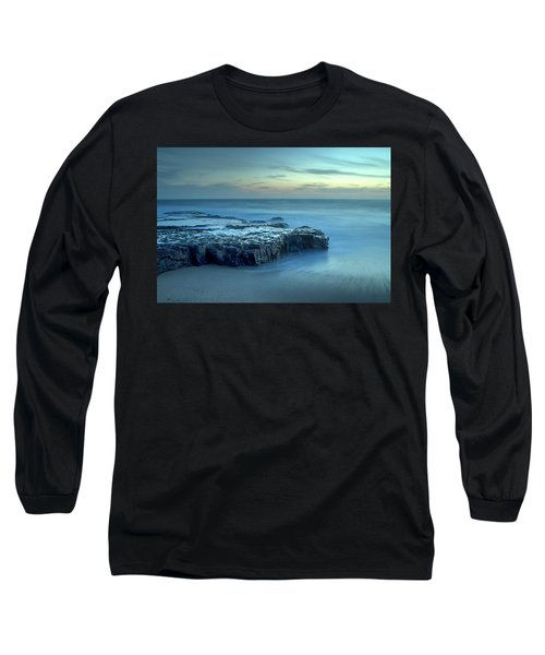 Serenity At The Beach Long Sleeve T-Shirt