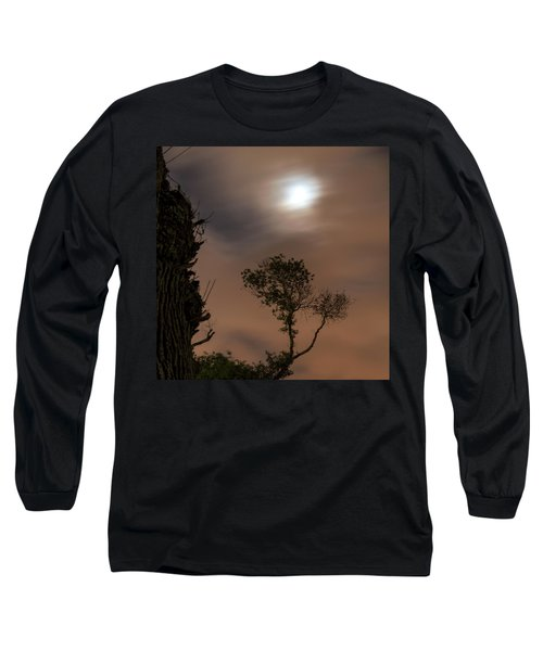 Long Sleeve T-Shirt featuring the photograph Serenity... by Dubi Roman