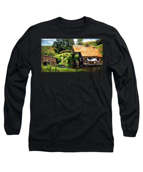 Serenity In The Shire Long Sleeve T-Shirt