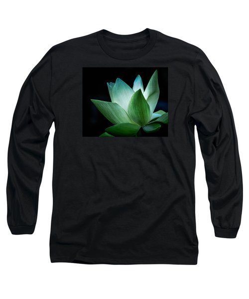 Long Sleeve T-Shirt featuring the photograph Serenity by Julie Palencia