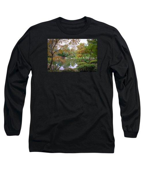 Serenity Long Sleeve T-Shirt by Keith Hawley
