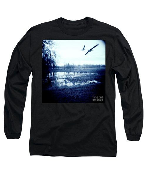 Series Wood And Water 3 Long Sleeve T-Shirt