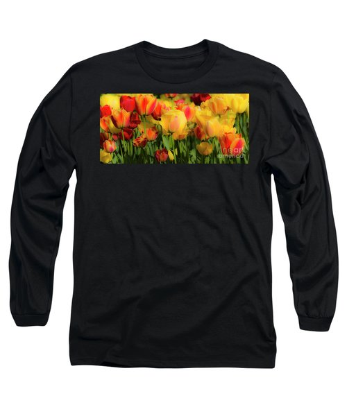 Long Sleeve T-Shirt featuring the photograph Seriously Spring by Wendy Wilton
