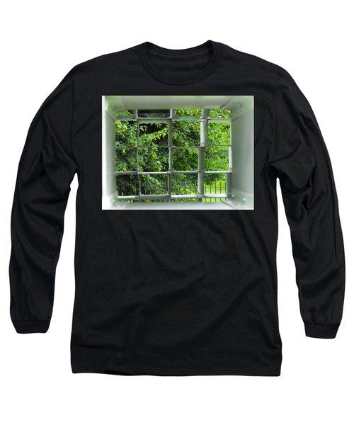 Serpentine Pavilion 03 Long Sleeve T-Shirt