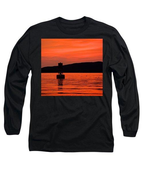 Setting Sun I Long Sleeve T-Shirt