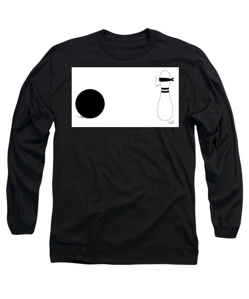 Bowling Execution Long Sleeve T-Shirt