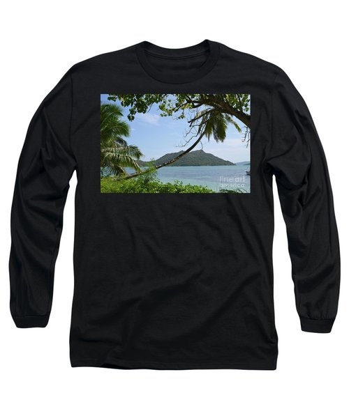 Seychelles Islands 2 Long Sleeve T-Shirt