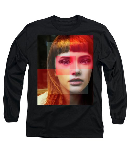 Shades Of My Soul Long Sleeve T-Shirt