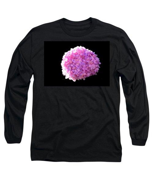 Shades Of Pink Long Sleeve T-Shirt