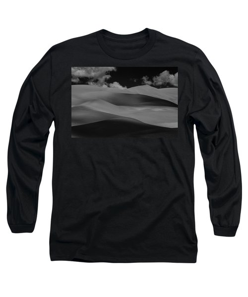 Shades Of Sand Long Sleeve T-Shirt by Brian Duram
