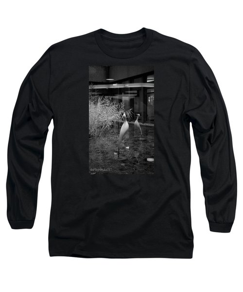 Shadow And Light 13 - Reflections - A Long Sleeve T-Shirt