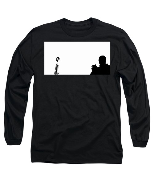 Shadow Man Long Sleeve T-Shirt