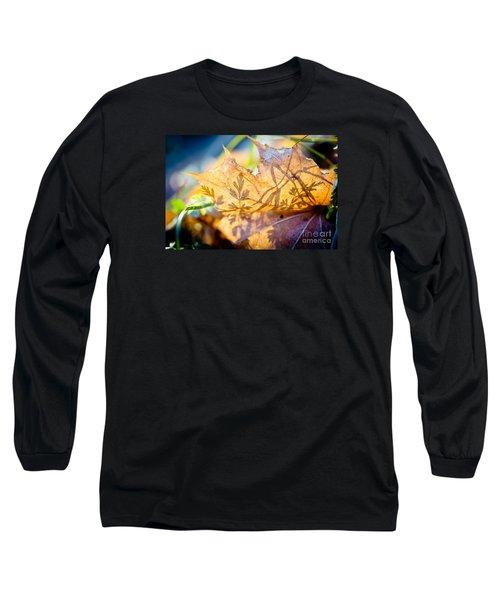 Shadow Of Autumn  Artmif.lv Long Sleeve T-Shirt
