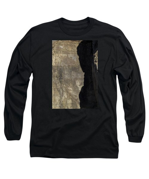 Shadow On The Stone Long Sleeve T-Shirt