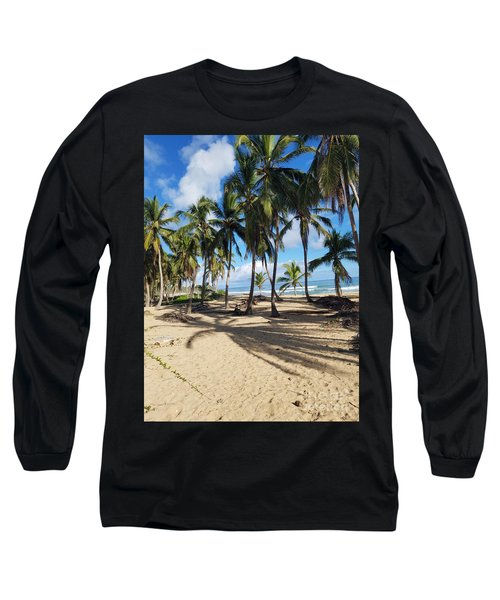 Shady Palm Long Sleeve T-Shirt
