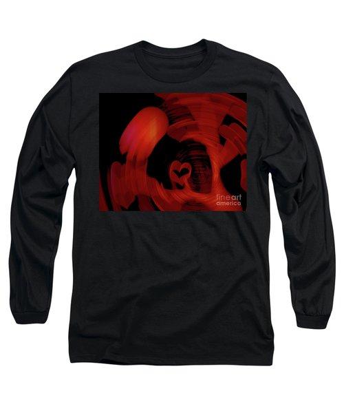 Shaken Long Sleeve T-Shirt