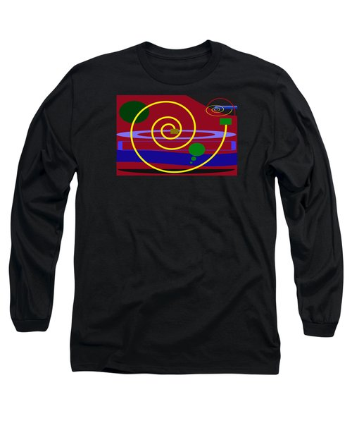 Shapes And Sizes Long Sleeve T-Shirt