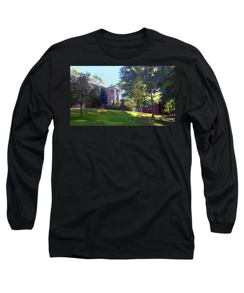 Sharbel House Long Sleeve T-Shirt