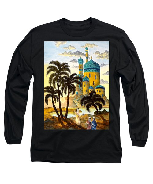 Shehriyar And Shahzeman Long Sleeve T-Shirt