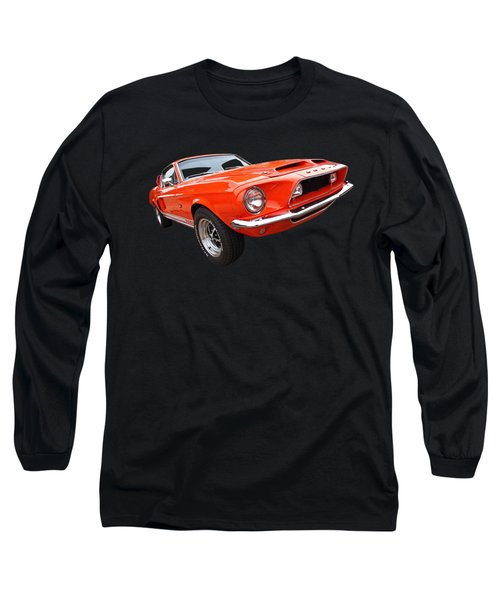 Shelby Gt500kr 1968 Long Sleeve T-Shirt