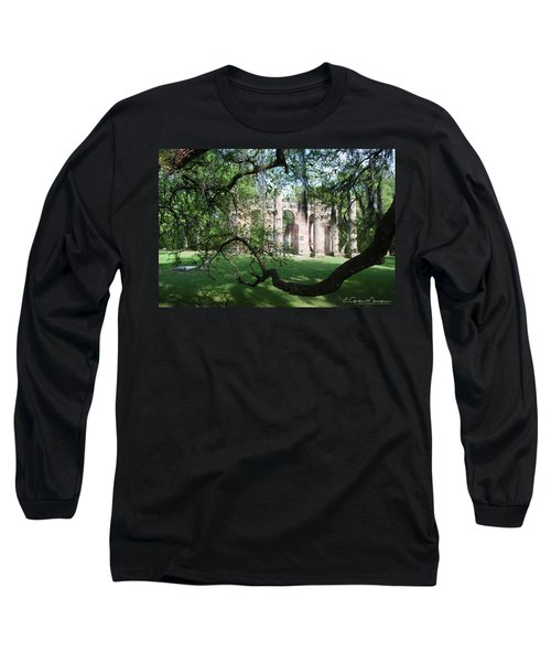Sheldon Church 2 Long Sleeve T-Shirt by Gordon Mooneyhan