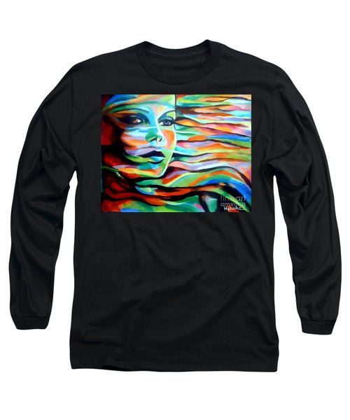 Sheltered By The Wind Long Sleeve T-Shirt