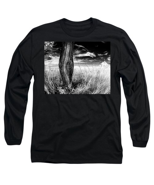 Long Sleeve T-Shirt featuring the photograph She's Got Legs by Dan Jurak