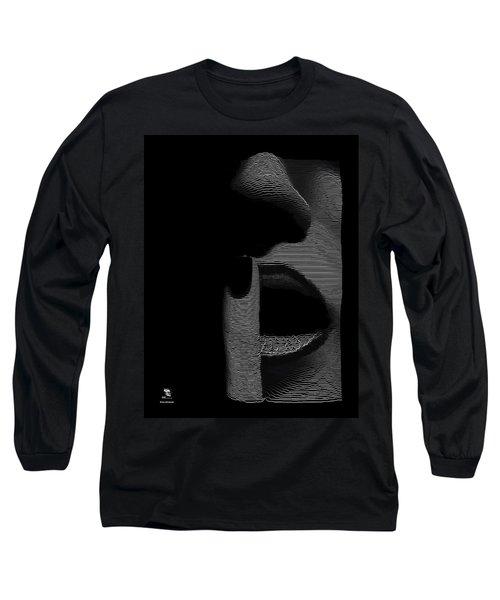 Shhh Long Sleeve T-Shirt