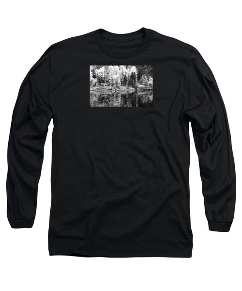 Shining Trees Long Sleeve T-Shirt