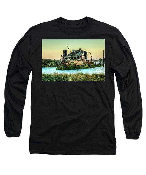 Shipwreck - Mary D. Hume Long Sleeve T-Shirt