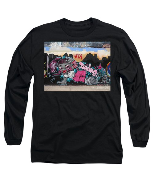 Long Sleeve T-Shirt featuring the photograph Shiro by Cole Thompson