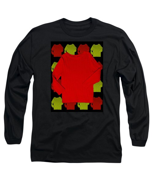 Shirts Long Sleeve T-Shirt by Bob Pardue