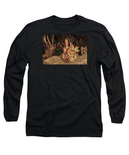 Shishi Dog Long Sleeve T-Shirt