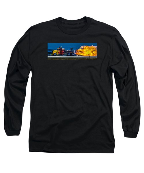 Shock Wave 2836 Long Sleeve T-Shirt