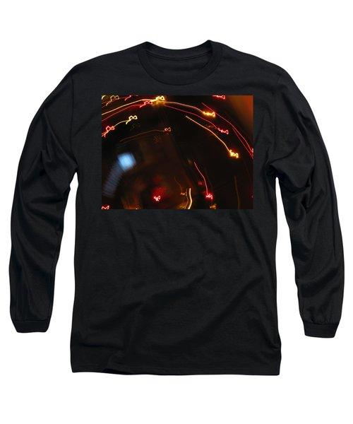 Long Sleeve T-Shirt featuring the photograph Shooting Hearts by Ausra Huntington nee Paulauskaite
