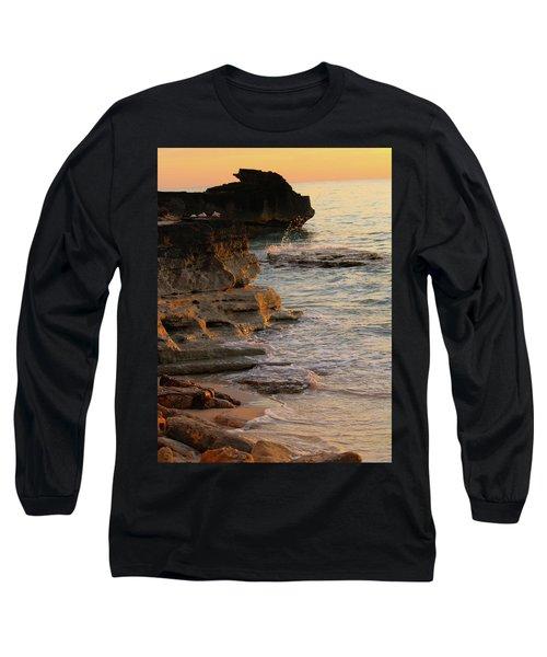 Shoreline In Bimini Long Sleeve T-Shirt