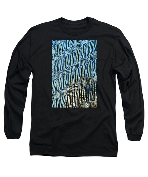 Short Waves Long Sleeve T-Shirt