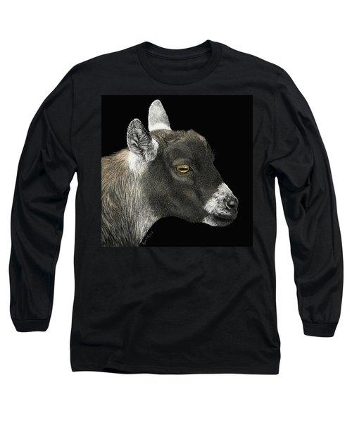 Show Goat Long Sleeve T-Shirt