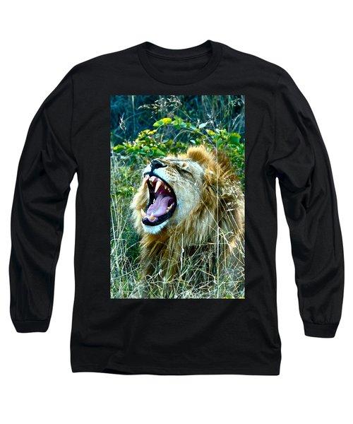 Show Me Your Teeth Long Sleeve T-Shirt