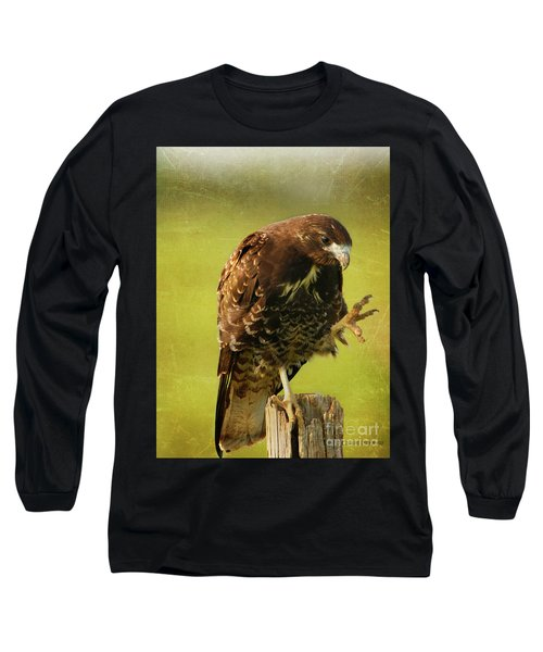 Showing Claws Long Sleeve T-Shirt