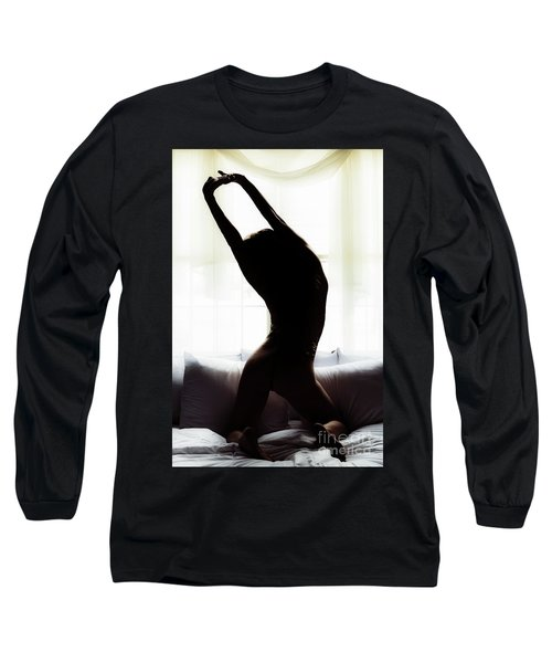 Showing The Neighbors Long Sleeve T-Shirt