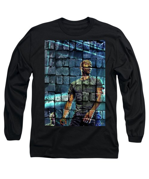 Shurik'n , Iam Long Sleeve T-Shirt