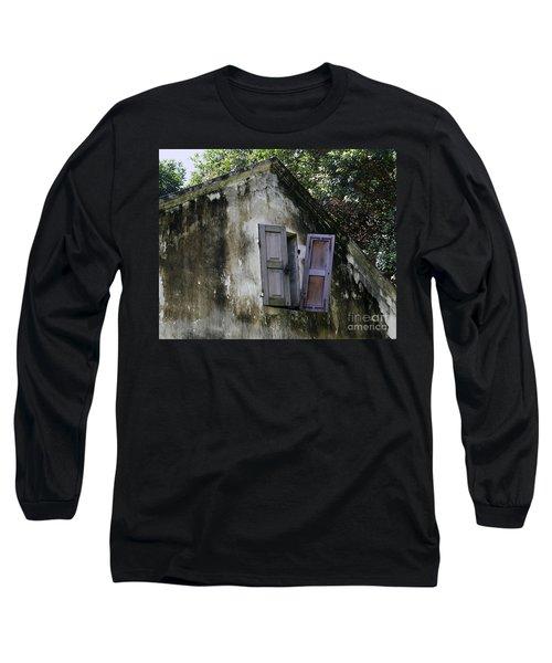 Shuttered #3 Long Sleeve T-Shirt