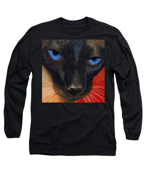 Siamese Long Sleeve T-Shirt