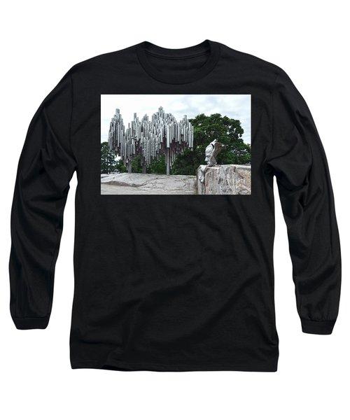 Sibelius Monument Long Sleeve T-Shirt