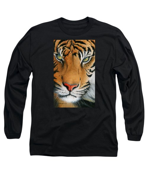 Siberian Gold Long Sleeve T-Shirt