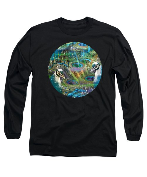 Siblings Long Sleeve T-Shirt by Phil Sadler