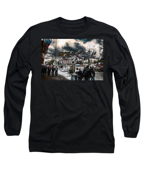 Sideshow Alley Long Sleeve T-Shirt