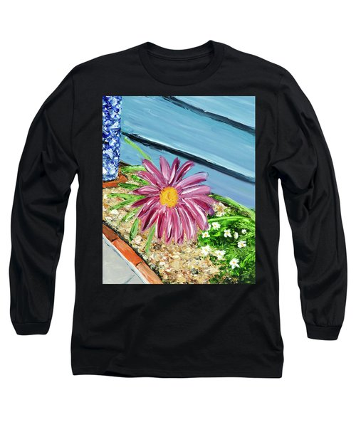 Sidewalk View Long Sleeve T-Shirt