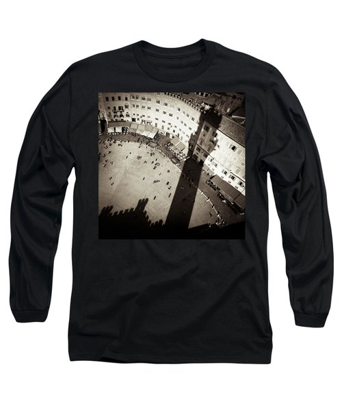 Siena From Above Long Sleeve T-Shirt